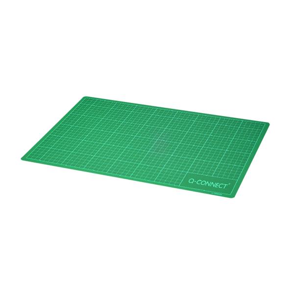 Cutting Mats Q-Connect Cutting Mat A1 Green KF01138