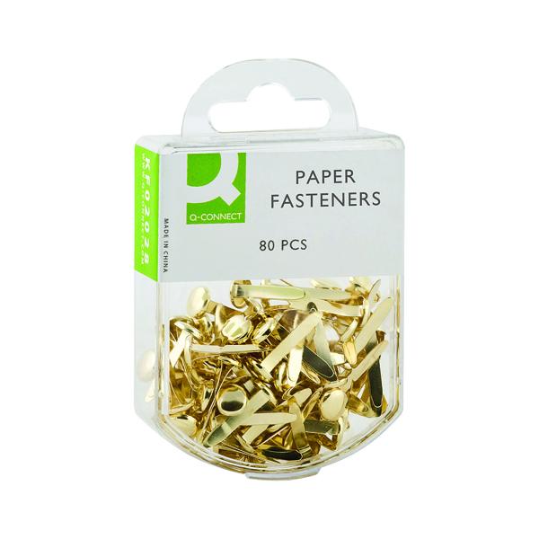 Q-Connect Paper Fastener 17mm (800 Pack) KF02028Q