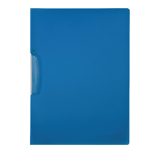 Q-Connect Blue A4 Swivelclip Files (25 Pack) KF02134