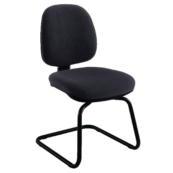 Jemini Sheaf Medium Back Visitor Chairs KF02735