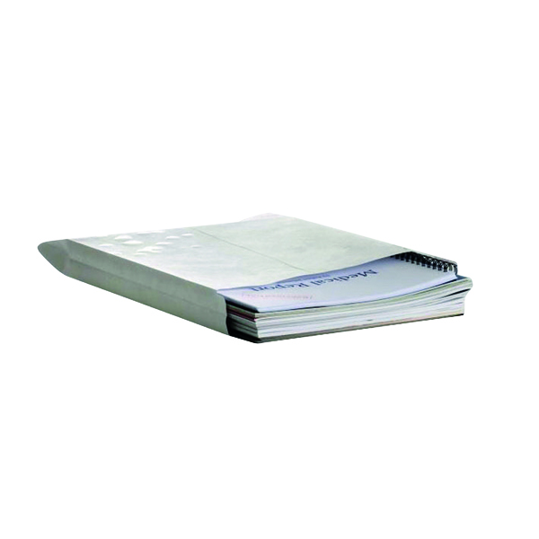 Q-Connect C5 Envelopes Gusset Peel and Seal 120gsm White (125 Pack) KF02889