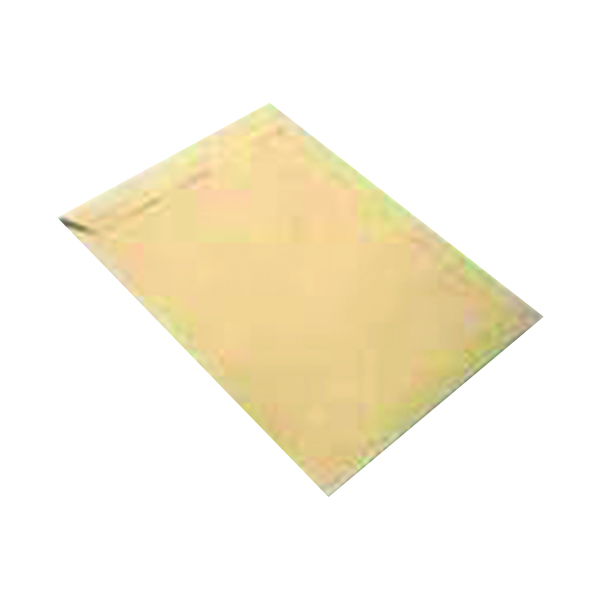 Plain Q-Connect B4 Envelope 353x250mm Pocket Self Seal 90gsm Manilla (250 Pack) KF02893