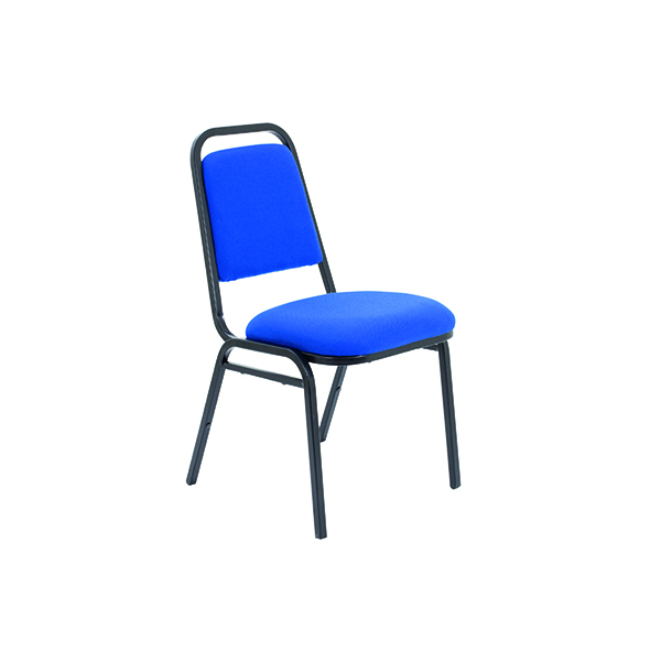 Stacking Arista Banqueting Chair Blue KF03337
