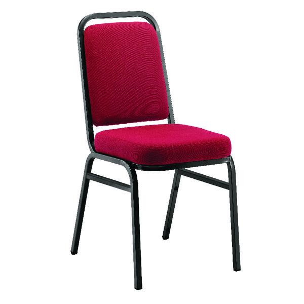 Arista Banqueting Claret Chair KF03338