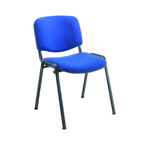 Stacking Jemini Ultra Multi Purpose Stacking Chair Blue/Black KF03343
