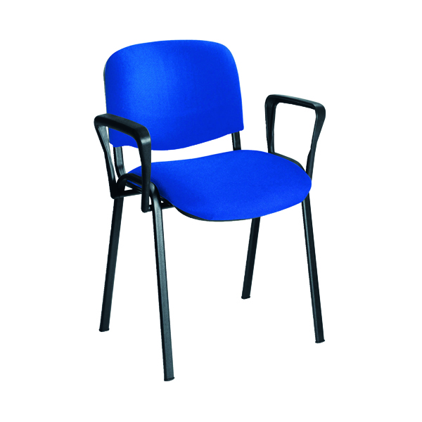 Seating Accessories Jemini Arms For Stacking Chair Black (2 Pack) KF03348