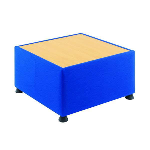 Reception Arista Blue Modular Reception Coffee Table KF03491