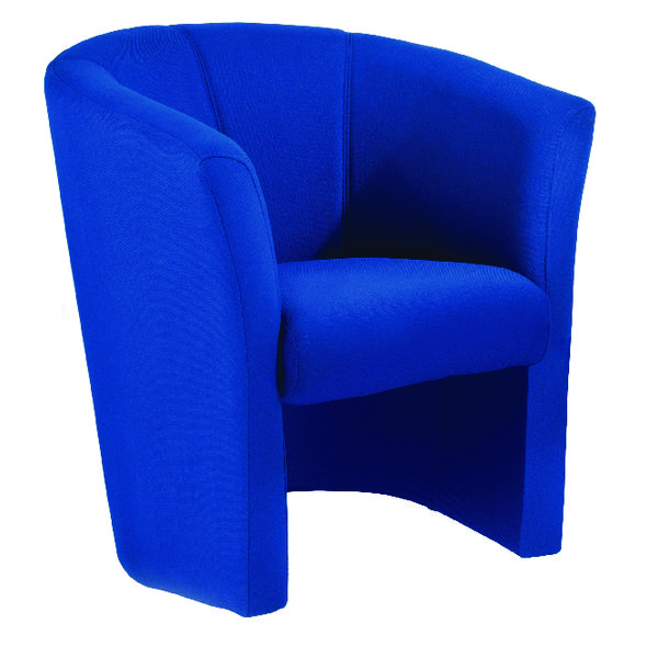 Unspecified Arista Blue Tub Chair Fabric KF03521
