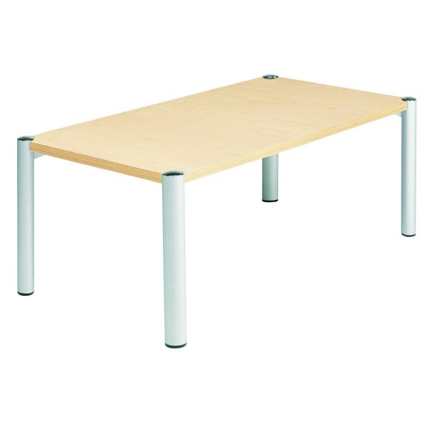 Reception Avior Beech Rectangular Table KF03532