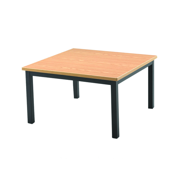 Jemini Oak Reception Table KF03593