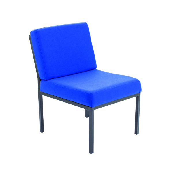 Unspecified Jemini Blue Reception Chair KF04011