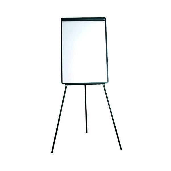 Unspecified Q-Connect Flipchart Easel A1 Black KF04173