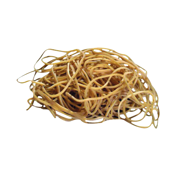 Rubber Bands Q-Connect Rubber Bands No.16 63.5 x 1.6mm 500g KF10524