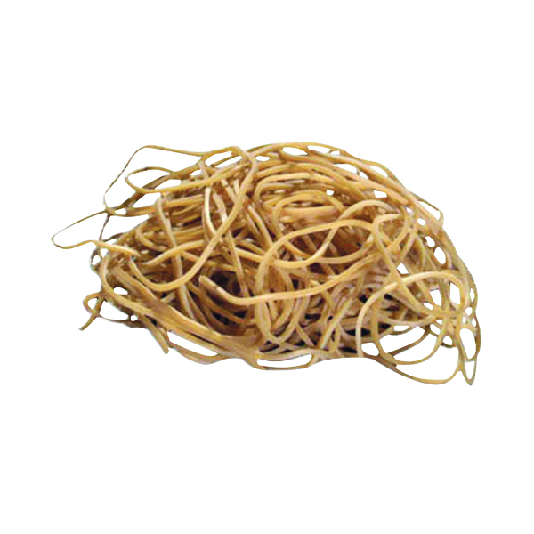 Rubber Bands Q-Connect Rubber Bands No.63 76.2 x 6.3mm 500g KF10548