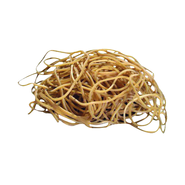 Rubber Bands Q-Connect Rubber Bands No.65 101.6 x 6.3mm 500g KF10550