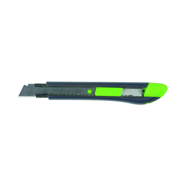 Knives / Cutters Q-Connect Heavy Duty 18mm Cutter 68BC