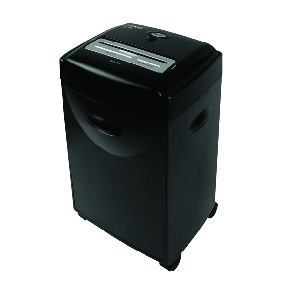 Unspecified Q-Connect Q15CC Cross-Cut Shredder Security Level 3 Bin capacity 35Ls KF15554