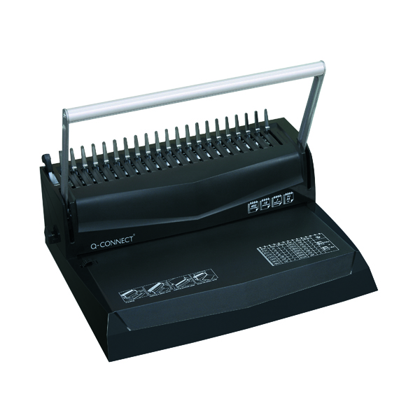 Unspecified Q-Connect Premium Comb Binder 12 KF16762