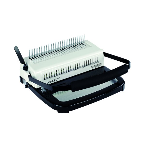 Unspecified Q-Connect Professional 21 Hole Comb Binder 25 KF16763