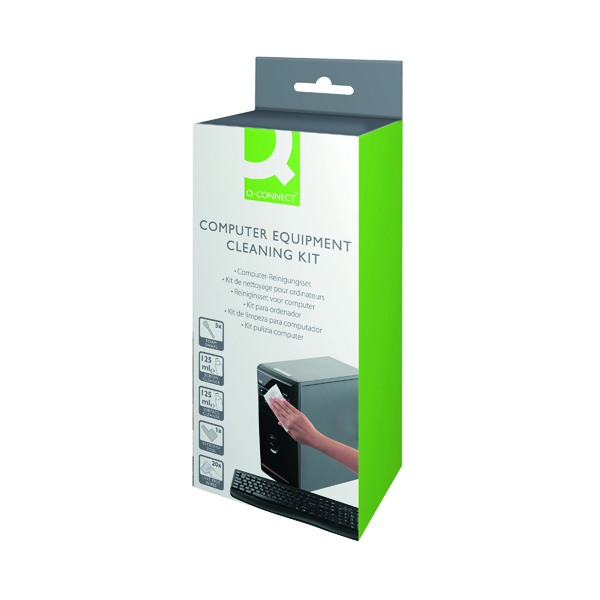 General Q-Connect Equipment Cleaning Kit AECK000QCA