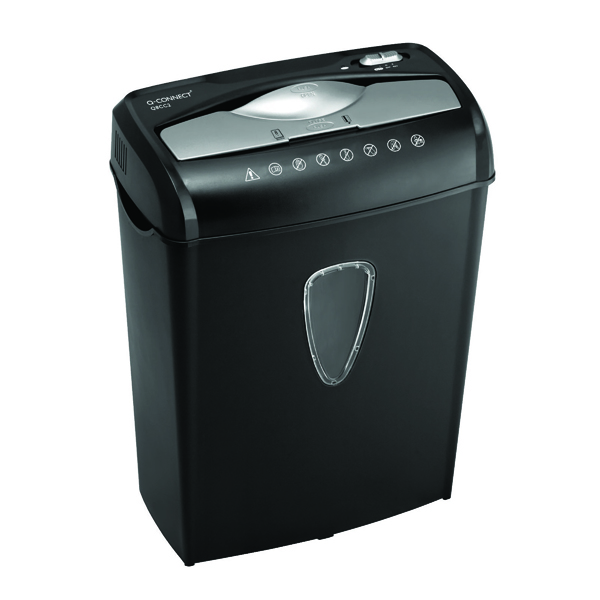 Unspecified Q-Connect Q8CC2 Cross Cut Paper Shredder KF17973