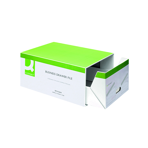 Q-Connect Business Drawer File 445x643x286mm (5 Pack) KF21664