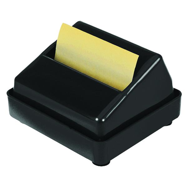 Q-Connect Executive Fanfold Dispenser Black KF21672