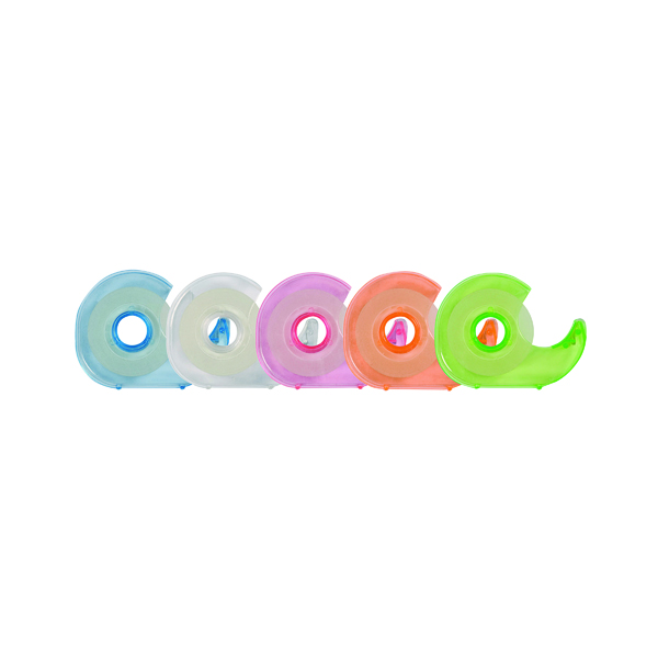 Q-Connect Adhesive Tape 19mm x 33m with Dispenser (10 Pack) KF27009
