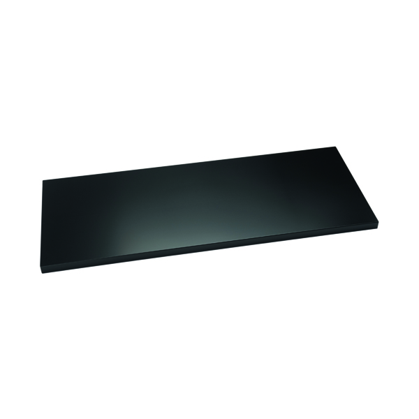 Jemini Additional Stationery Cupboard Shelf Black KF32179
