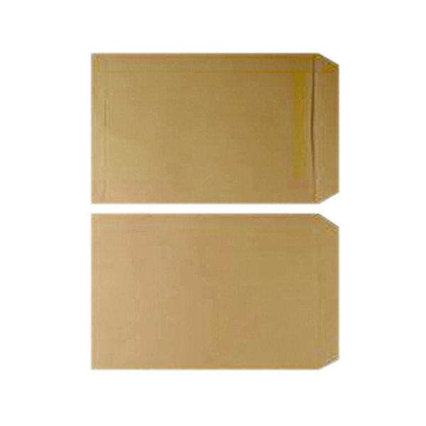Q-Connect C5 Envelopes Pocket Gummed 70gsm Manilla (500 Pack) KF3426