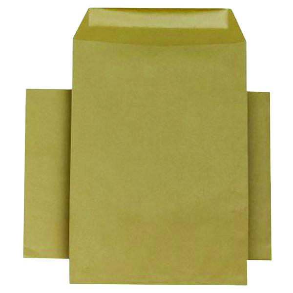 Q-Connect Envelope 254x178mm Pocket Self Seal 90gsm Manilla (250 Pack) KF3445