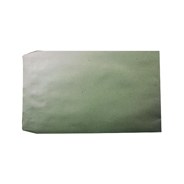 Manila Plain Q-Connect Envelope 381x254mm Pocket Self Seal 115gsm Manilla (250 Pack) 8312