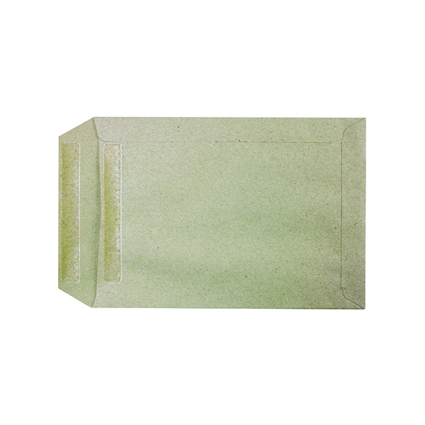 Q-Connect C5 Envelopes Pocket Self Seal 80gsm Manilla (500 Pack) KF3516