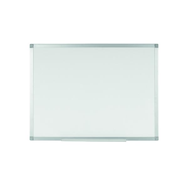 Q-Connect Aluminium Frame Whiteboard 900x600mm 54034621 KF37015