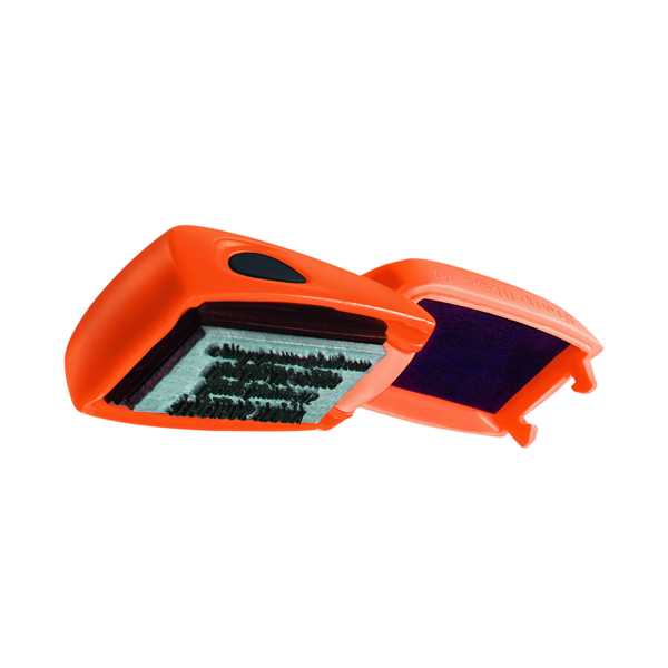 Bespoke Q-Connect Self-Inking Stamp Mouse 20 KF42306