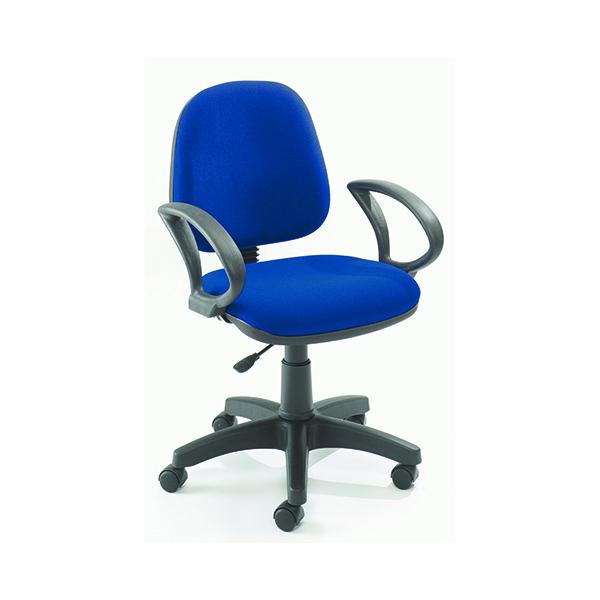 Jemini Sheaf Medium Back Operator Chairs CH0S13RB