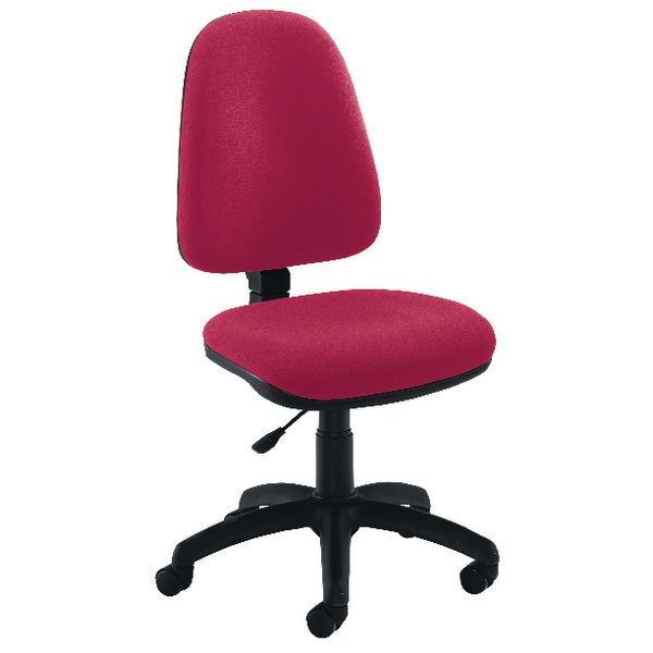 High Back Jemini Sheaf High Back Operator Chairs CH0S02CL