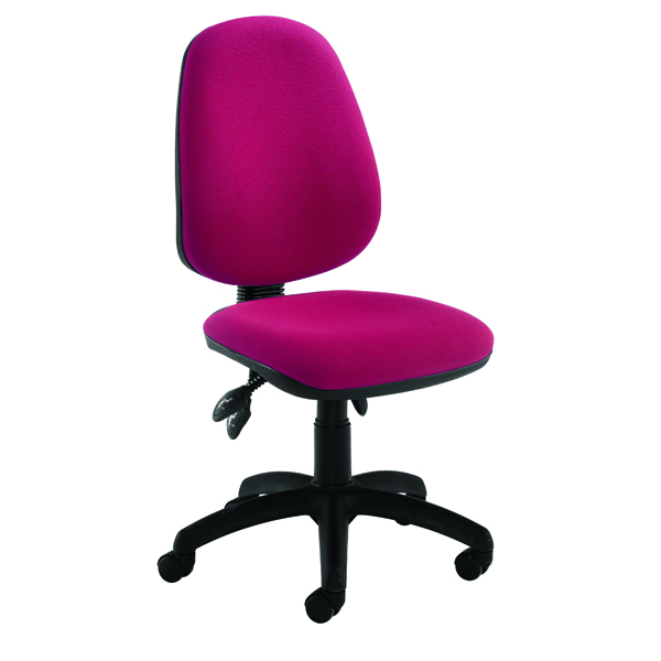 High Back Jemini Sheaf High Back Tilt Operator Chairs CH0S10CL