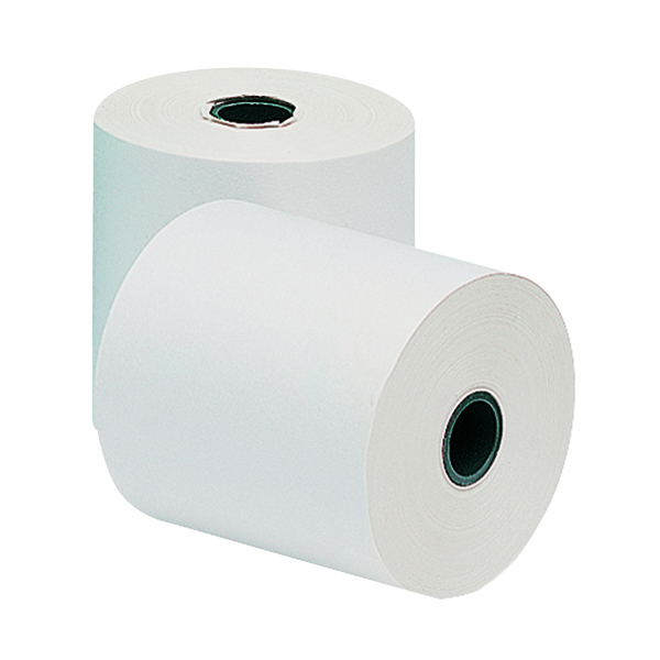 57mm Q-Connect Calculator Roll 57x57mm (20 Pack) KF50200