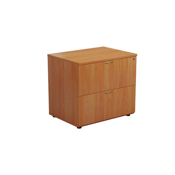Unspecified Jemini 2 Drawer Side Filer Beech TKDH800SFBE