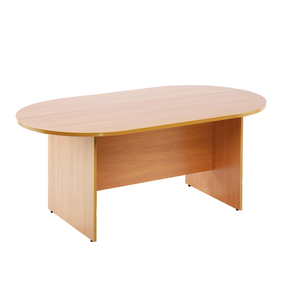 Office Arista Maple 1800mm Rectangular Meeting Table KF72041
