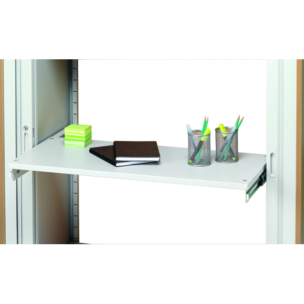 Arista Tambour Cupboard Sliding Shelf TKSS
