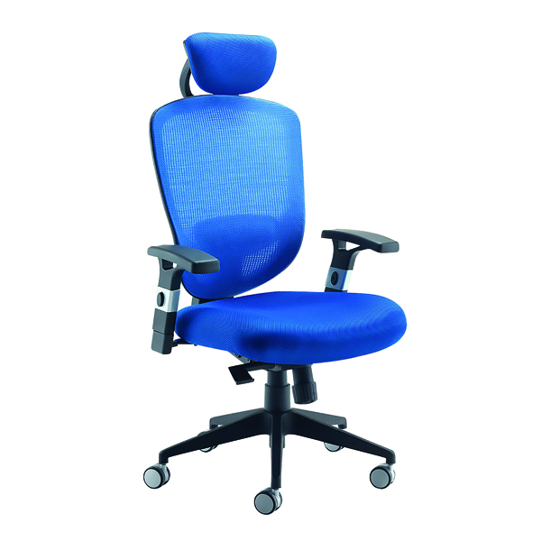 High Back Arista Lexi High Back Chairs with Headrest H-9056-L1