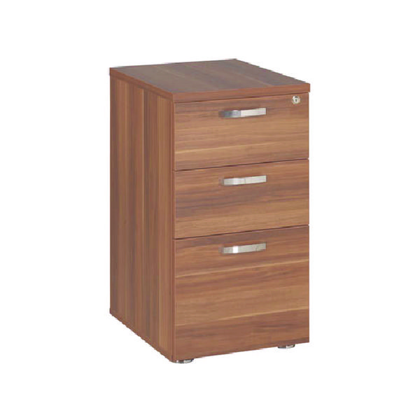Unspecified Avior Cherry 600mm Desk High Pedestal KF72285