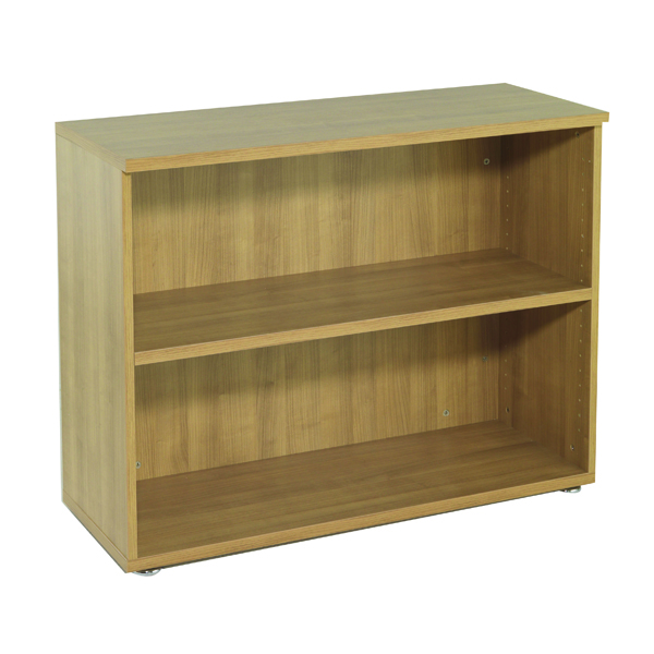 Up To 1200mm High Avior Ash 800mm Bookcase KF72314