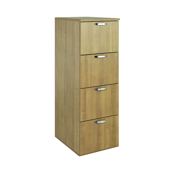 Four Drawer Avior Ash 4 Drawer Filing Cabinet KF72323