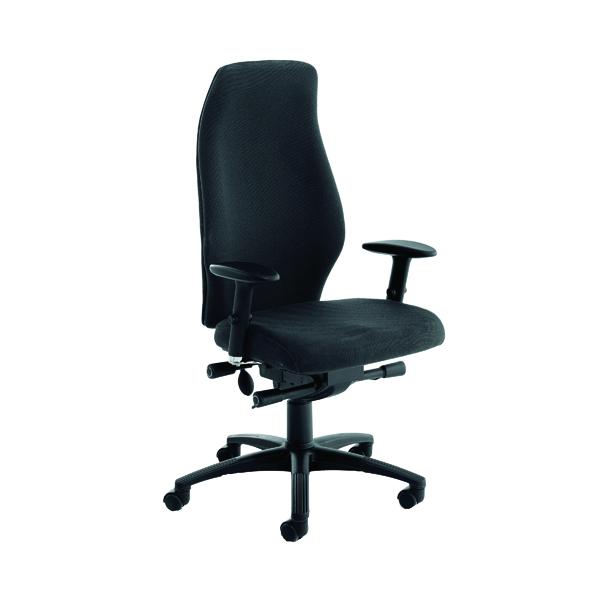 Capella Dynamic High Back Posture Chairs CQ100/IL/ADJ3