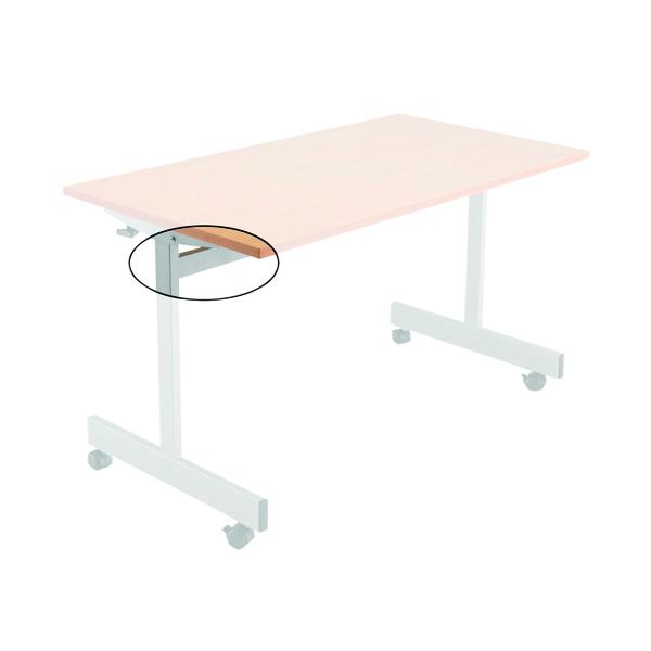 Folding Jemini Silver 1600mm Flip Top Table Beam KF73398