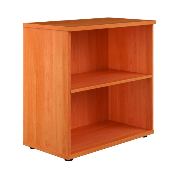 H up to 1200mm Serrion Bavarian Beech 800mm Bookcase KF73510
