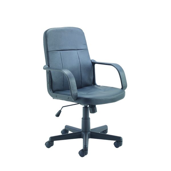 Jemini Trent Leather Look Chair KF73635